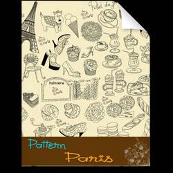 Pattern Paris by MariiPs18
