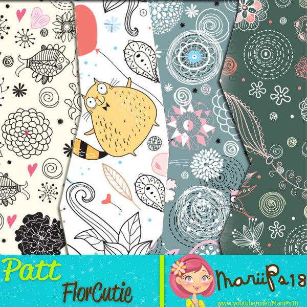 Pattern FlorCutie by MariiPs18