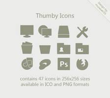 Thumby Icons by murasaki55