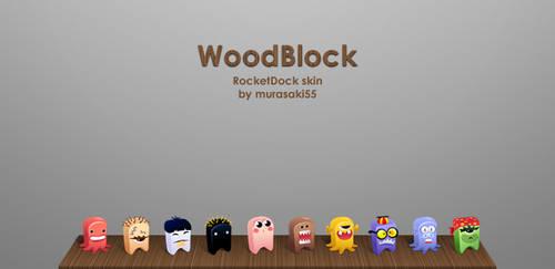 WoodBlock by murasaki55