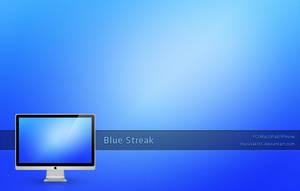 Blue Streak by murasaki55