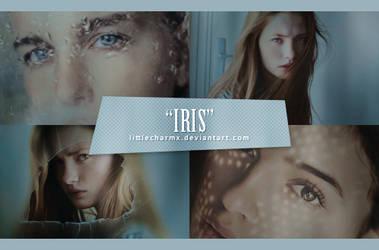 PSD Coloring #20: Iris by LittleCharmx