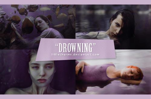 PSD Coloring #21: Drowning