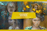 PSD Coloring #22: Sounds