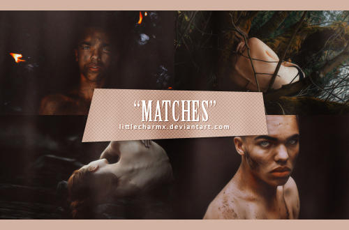 PSD Coloring #26: Matches