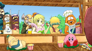Kirby Reanimated Collab Entry