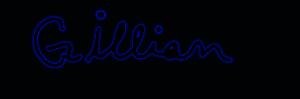gillian by cupkeeper00