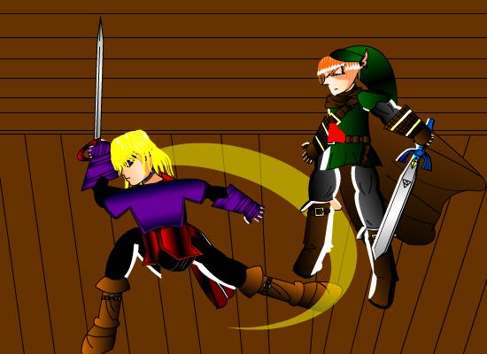 Zelda Hero Returns Episode 45