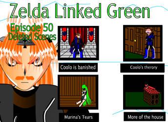 Zelda HR Ep 50 deleted scenes by ZeldaHeroReturns