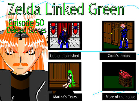 Zelda HR Ep 50 deleted scenes