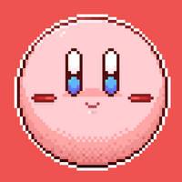 Presto it's Kirby by iSugarMintz