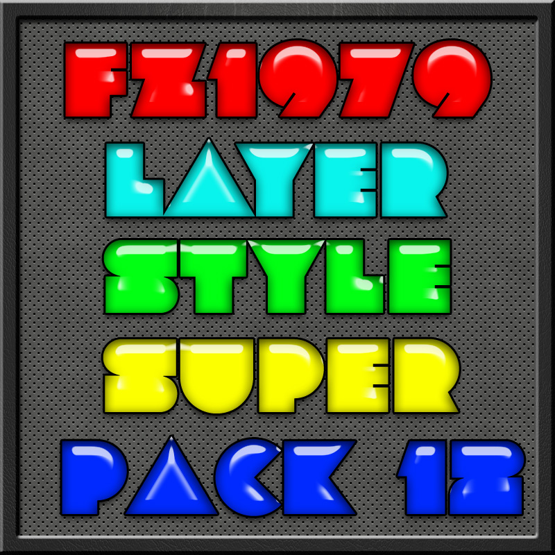 Super pack layer style 12