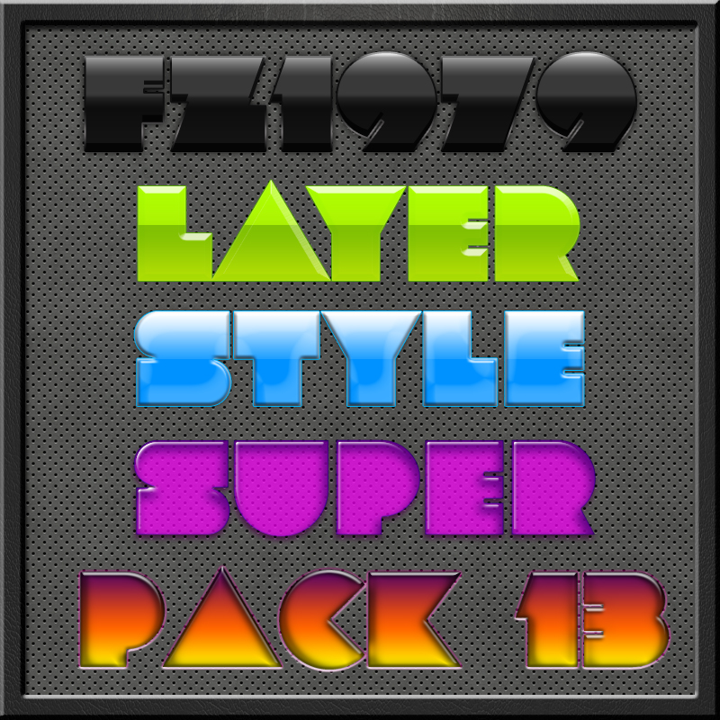 Super pack layer style 13