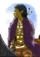 Atreyu from Neverending Story by xGotikox