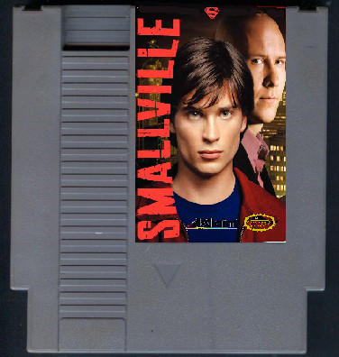 Smallville NES Port 0.1 by Batzarro