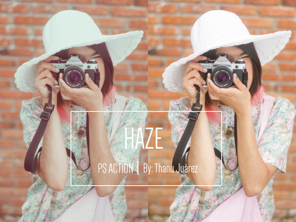 HAZE | action By Thanu.atn by thanuU