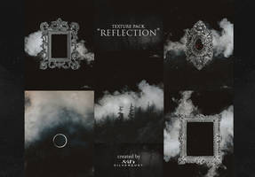 Texture pack - Reflection   by SilverDust by heymaryjean