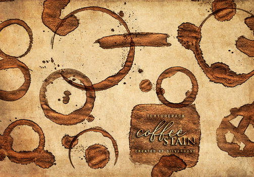 Texture pack - Coffee Stain| by SilverDust