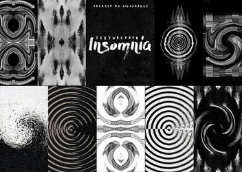 Texture pack - Insomnia by SilverDust by heymaryjean