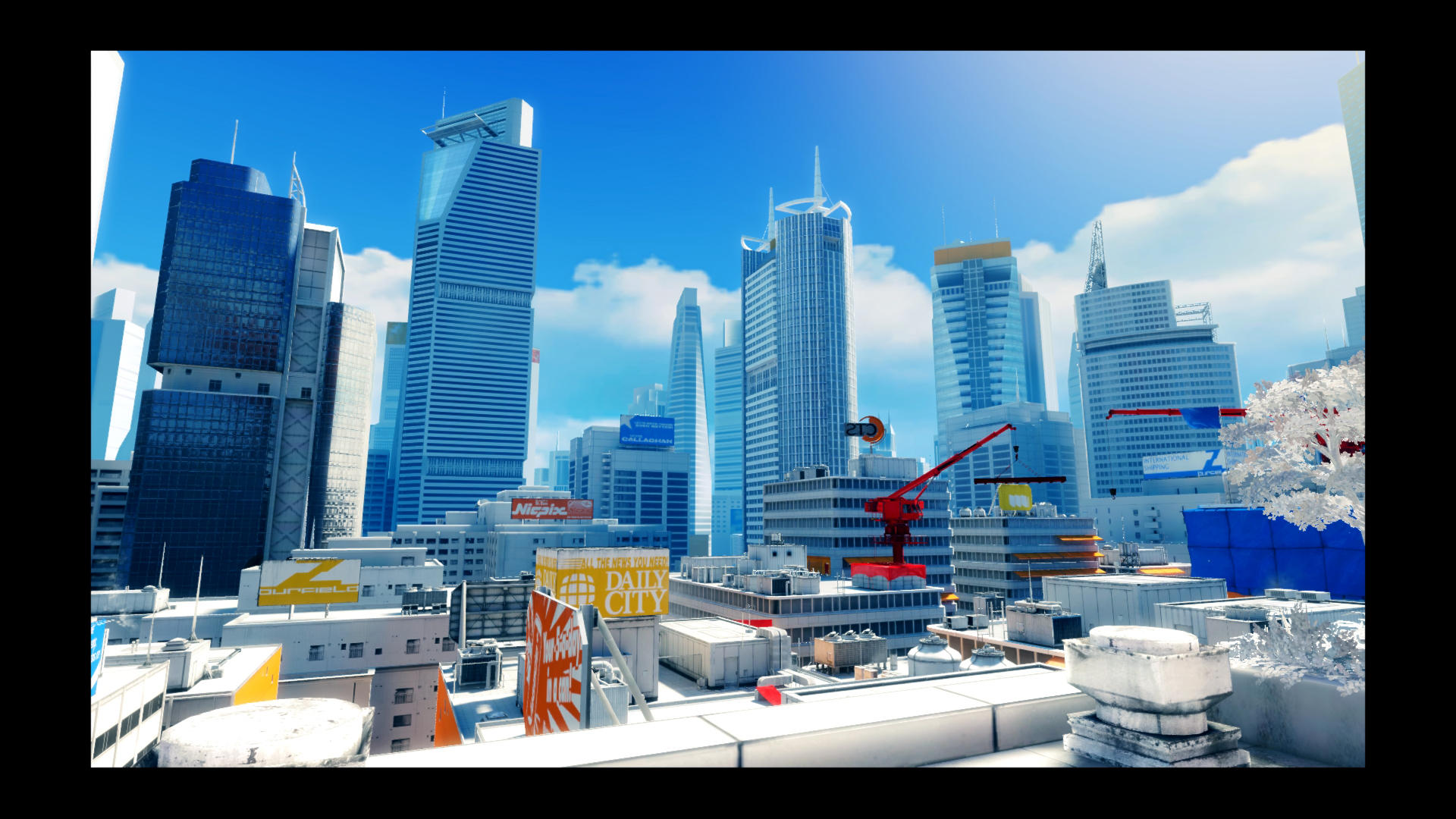 Mirrors Edge 3 Wallpaper Pack by *SxyfrG on deviantART