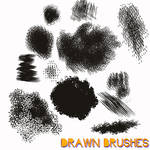 Hand Drawn Texture Brushes