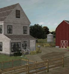 Hershel's Farm - The Walking Dead (XPS)