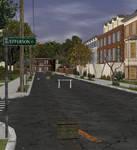 Savannah Streets - TWD S1 E4 (XPS)