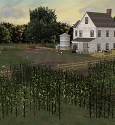 Random Farm - TWD S1 (XPS)
