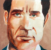 Clive Owen in Marker by Max-Zorin