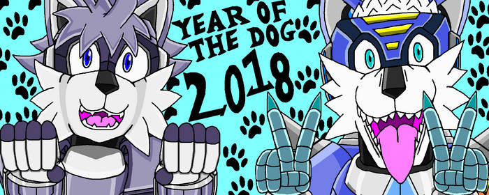 Year of the Dog by YamiNetto
