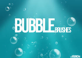 Bubble brushes pack by krunchh