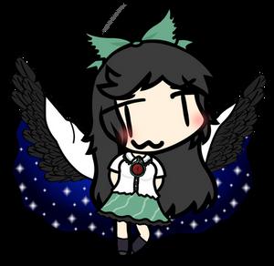 New wings - Utsuho
