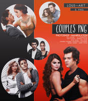 Couples Manip ( EDITED PNG) by lous-art