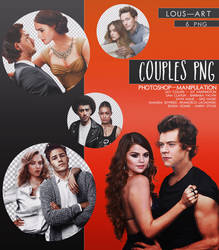 Couples Manip ( EDITED PNG)