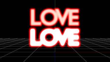Love (MMD-DL)by Leberx44qa by Leberx44qa