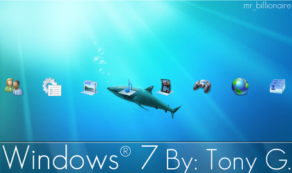 Windows 7 PS3 Theme UPDATE