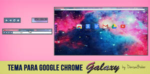 Tema para google chrome GALAXY