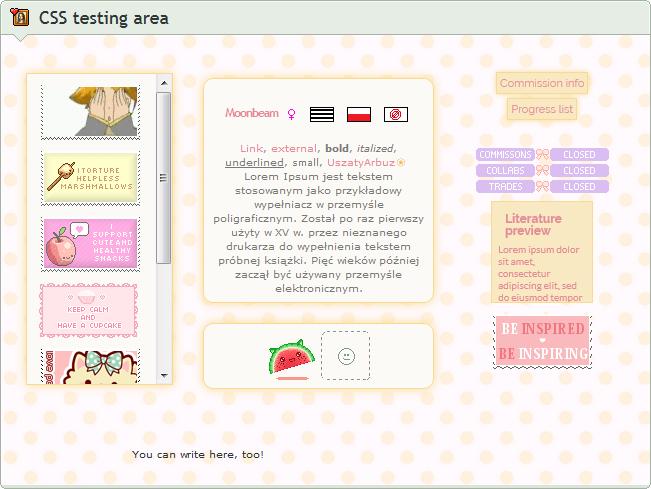 Custom box: Super condensed,responsive devID (CSS)