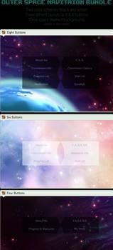 Custom box: Outer space navigation bundle (CSS)