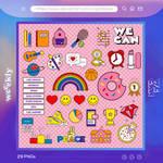 Album Artwork PNGs [Weeekly - We Can]