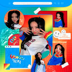 #790 PNG PACK [ITZY Yuna]