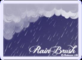 Rain Brush by Stormweaver-Arts