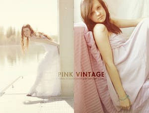 Pink Vintage Action