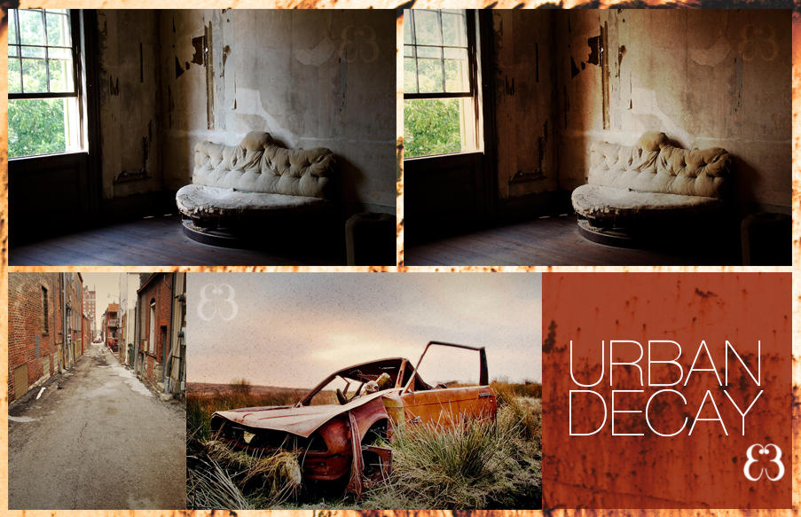Urban Decay action by EliseEnchanted