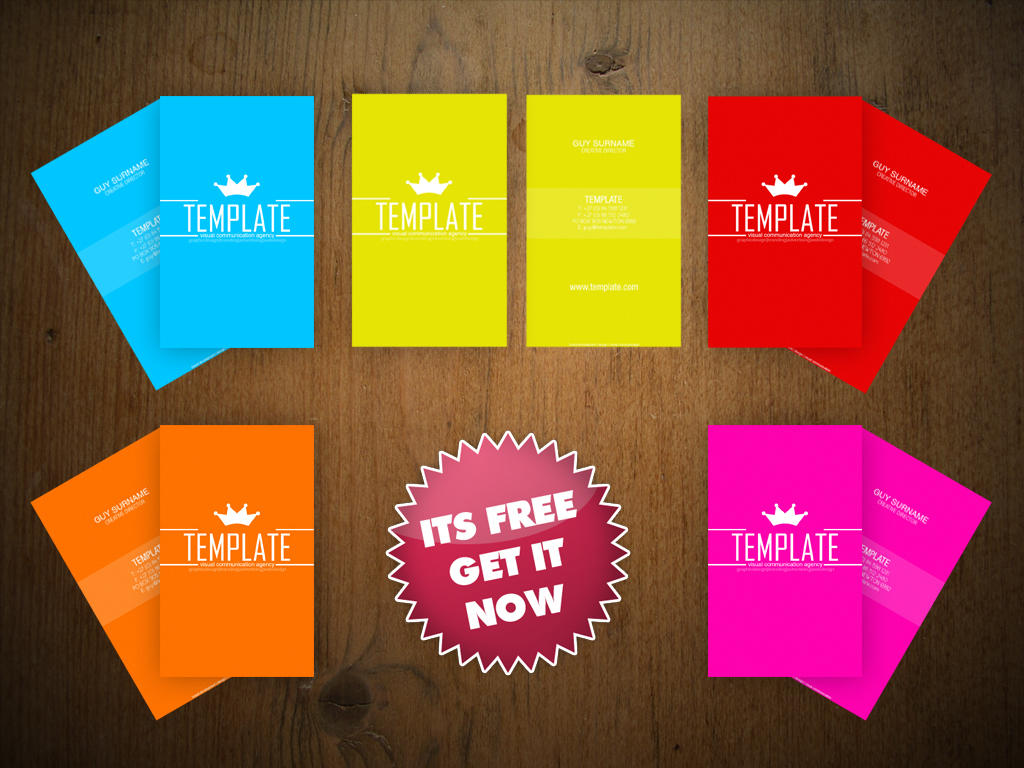 Designskool exhaustive collection of free business card for Busniess card template