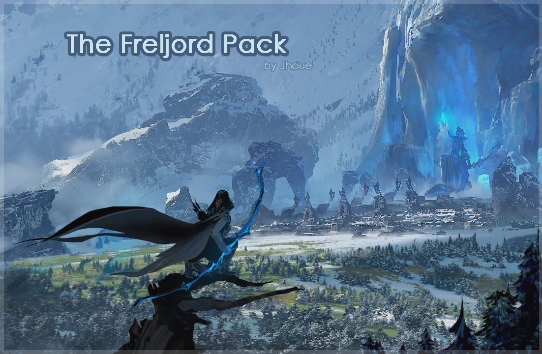 The Freljord Pack by Jhoue
