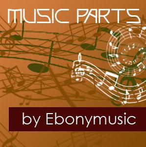 Music parts by Ebonymusic by Ebonymusic