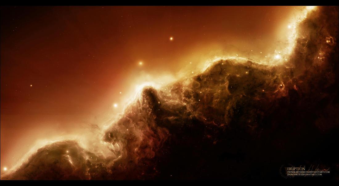 Eruption by EmilLarsson