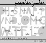 Internet Slang by candycrack