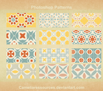 Photoshop pattern v1